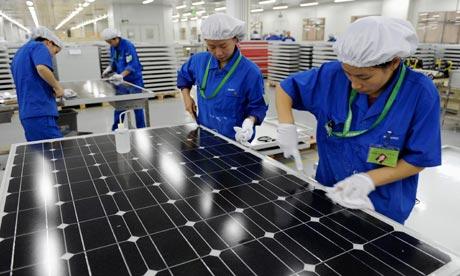 moduli fotovoltaici cinesi