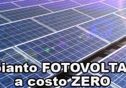 IMPIANTO FOTOVOLTAICO A costo zero